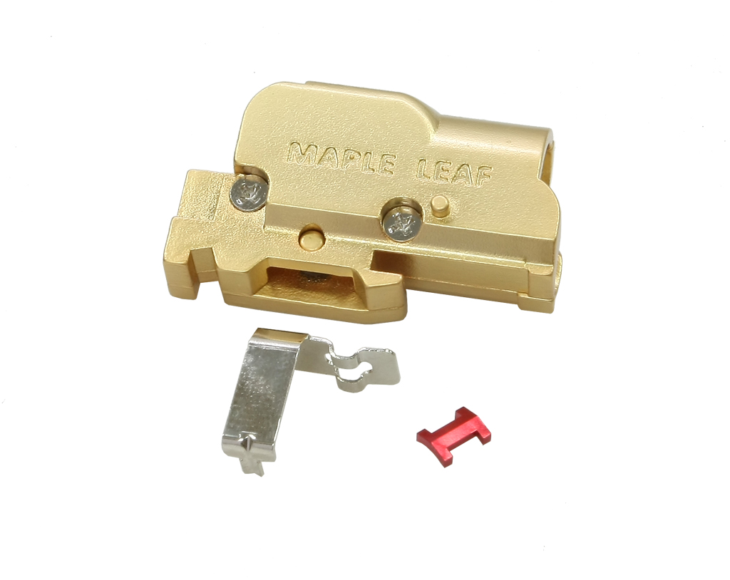Maple Leaf Hop-Up Chamber for WE/TM Glock - $30 00 : AirsoftParts ca