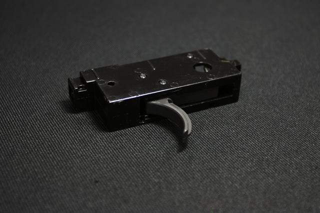 RA-Tech Complete Steel Trigger Box WE M4 Series - $140 00